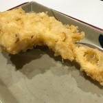 竹清 - 鶏天120円(税込)