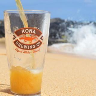 【日本初上陸!】『KONAビールの生ビール♪』が登場♪