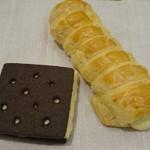 74319848 - 雪こんチーズ:サクサクパイ