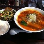 錦飯店 - 担々麺(950円)
