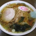 弓削食堂 - 料理写真:「ラーメン ¥580」