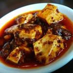 74320123 - 付属の麻婆豆腐