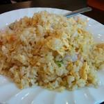 74320124 - 炒飯セットの炒飯
