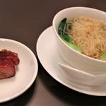 家全七福酒家 SEVENTH SON RESTAURANT - 上湯スープ麺
