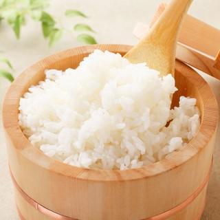 米匠の選んだ米&強火炊き