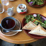 cafe&food may - 料理写真: