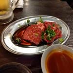 大衆焼肉酒場 ロマン - ロース