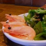 74323949 - 前菜・サラダ(Lunchセット)