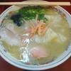 東洋軒 - 料理写真:「ワンタンメン」800円