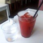 ペコリーノ - ブラッドオレンジジュース