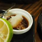 串ザンマイ - サンマ塩焼きアップその2