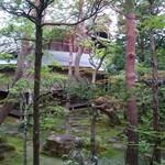 飛騨高山 角正 - 庭