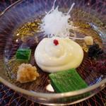 飛騨高山 角正 - 料理写真:生盛膾(いけもりなます)