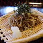 飛騨高山 角正 - 蕎麦