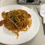 レストランけやき - ナポリタン\680
