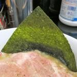 芳醇煮干 麺屋 樹 - のり1枚