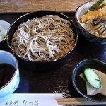 7433352 - 天丼と蕎麦