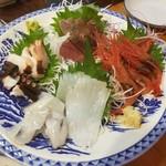 しらつゆ - 料理写真: