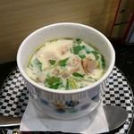 すし銚子丸 - ランチ茶碗蒸し:180円