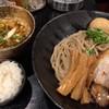 つけ麺 井手 - 料理写真:カレーつけ麺 全部のせ
