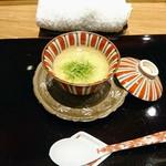 74332859 - すっぽん出汁の茶碗蒸し