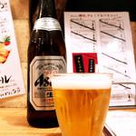 蔵ぜんろく - ビール(^○^)