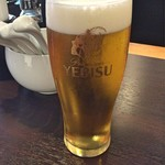 八雲 - 生ビール