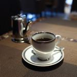 ピエールプレシュウズ - 2017年10月再訪:コーヒー☆
