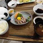 津のものキッチン - 津のもの定食