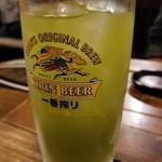 Dorikamu - 緑茶ハイ