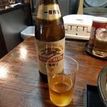 一基 - ビール2本目