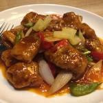 西安刀削麺酒楼 - 酢豚