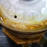 74335836 - 鍋が煮立っています
