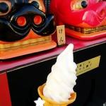 74336770 - つや姫ソフトクリームは300円でした