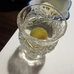 奥阿蘇の宿 やまなみ - 【食前酒】
