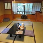 奥阿蘇の宿 やまなみ - 【桜草】角部屋の良い部屋でした♪