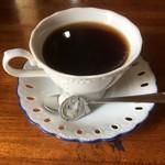 喫茶かるちぁー - 美味しいコーヒー