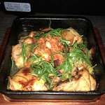 74339668 - 鶏キムチの鉄板焼き