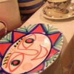 ジャンコ - 可愛いお皿。食器等にこだわりありますよ~