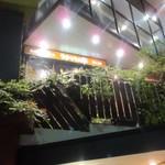 うまかもん亭 - 西中洲にある老舗の鉄板焼屋さんです。