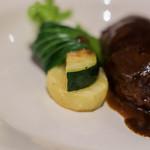 ラトゥール - 漢堡(ハンブルグ)、西葫蘆(ズッキーニ)+土豆(ぢやがたら)