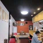麺や 笑味寿 - 店内風景