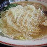 昇龍軒 - 麺は釧路麺ですよ