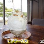 カフェ フクバコ - レアかき氷