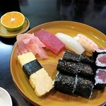 寿すし - にぎり寿司 800円