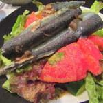 だい人 - 秋刀魚のサラダ