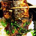 Aマートアブヤス - 料理写真:愛知県産うなぎ蒲焼2匹税抜1580円