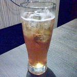 関内 個室肉バル 颯 - 紅茶サワー