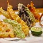 旨い料理・旨い酒 じょうじ - 天ぷら定食