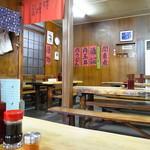大衆食堂 稲田屋 - 食堂と言いつつメニューは極少